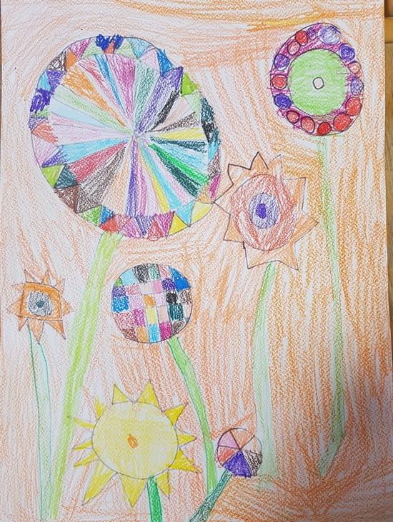 D life / flower power, sovice kraljice, sunčane kreme, palačinke, Črnkas...