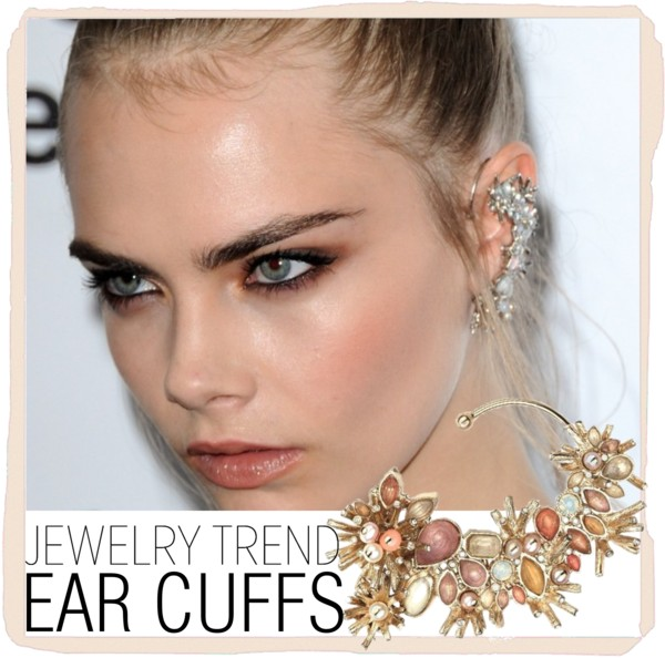 Jewelry Trend ear cuffs
