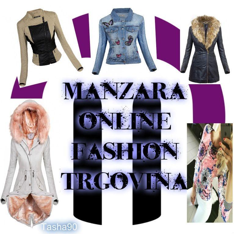 Manzara online (fashion) trgovina 2. dio