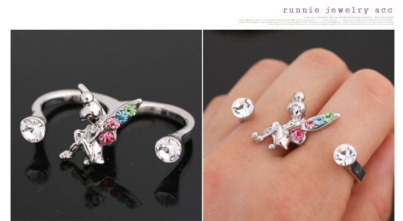 two-finger-double-ring-fairy-tinkerbell-swarovski-crystal-