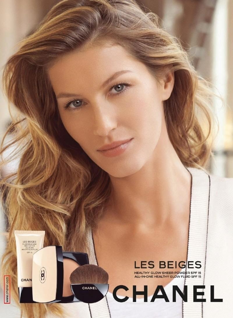 chanel beauty les beiges Ad campaign advertising spring summer 2014 02