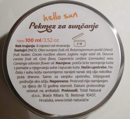 total natural pekmez