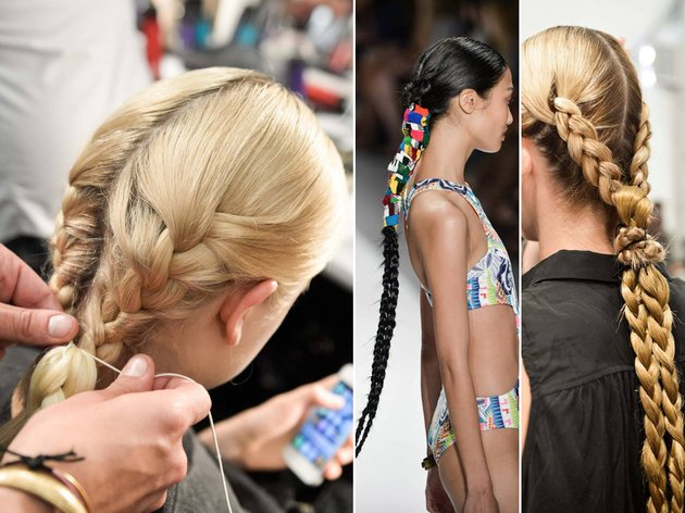 xembedded braided hairstyles nyfw spring 2014A9