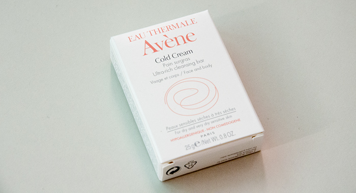 avene cold cream bar 1