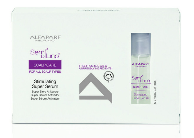Semi di Lino Scalp Stimulatings Super Serum cr