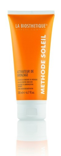 METHODE SOLEIL Activateur de Bronzage  cr