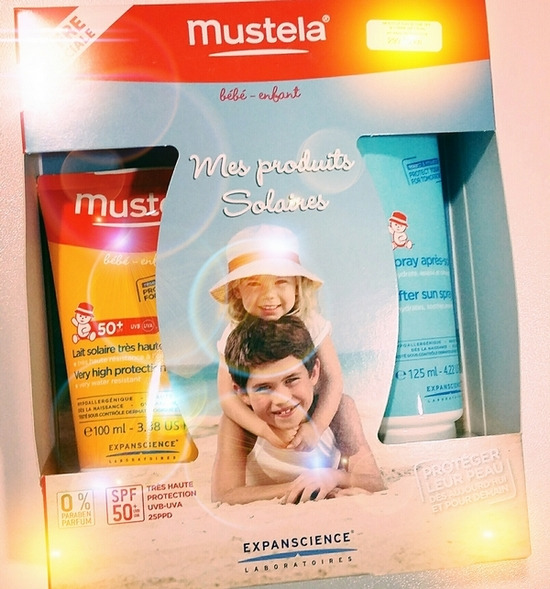 PAKET MUSTELA SUNCE PHARMACY TO GO FARMACIA