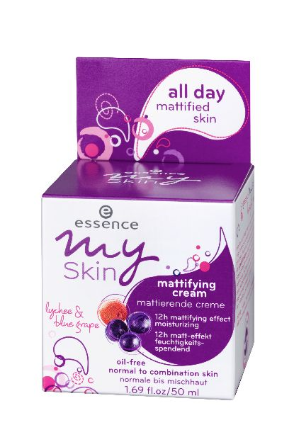 ess MattifyingCream box b light