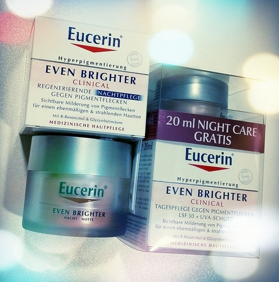 eucerin even brighter night