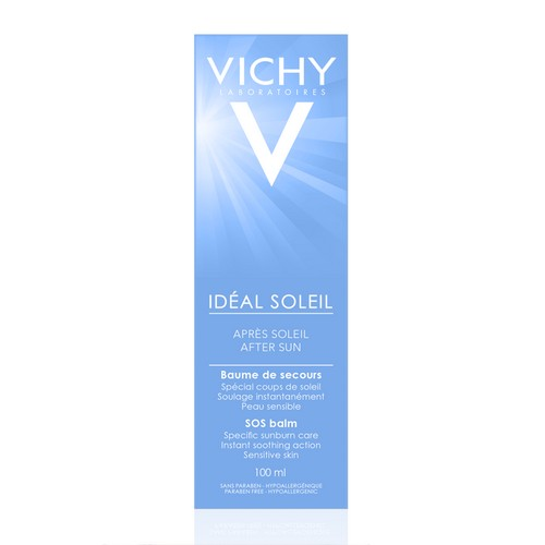Vichy Ideal Soleil Body After Sun SOS Balm 100ml 1433322586