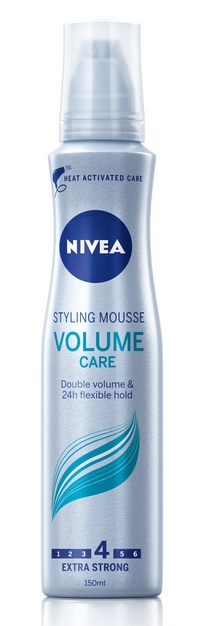 Volume Care Styling Mousse cr