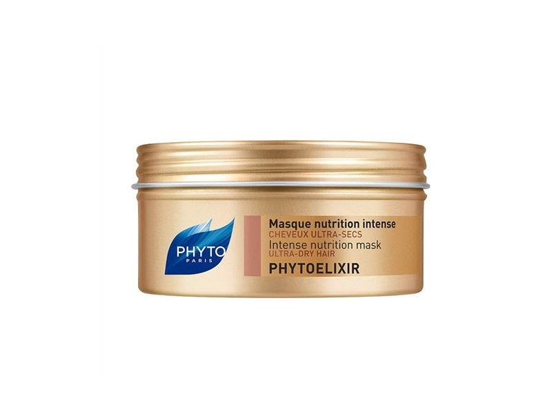 phyto phytoelixir shampooing intense nutrition cheveux ultra secs 200ml
