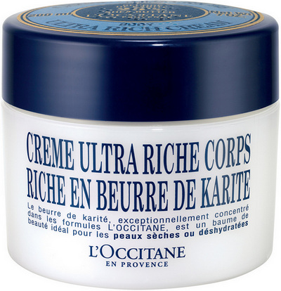 46163 loccitane Shea Ultra Rich Body Cream