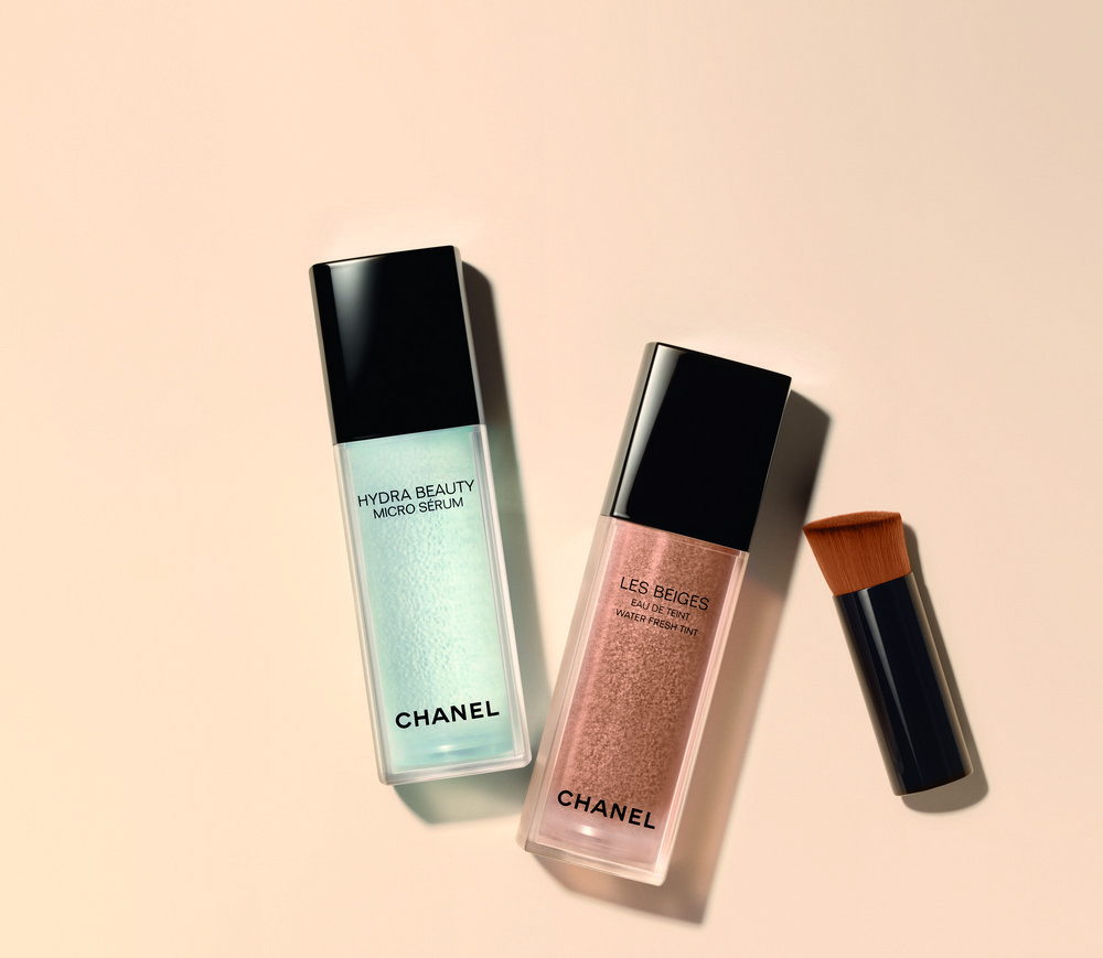 chanel LES BEIGES WATER FRESH TINT2