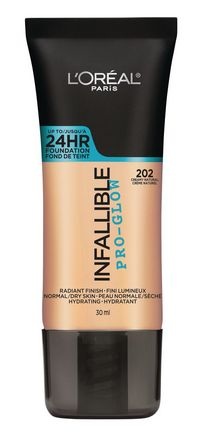 loreal infallable pro glow
