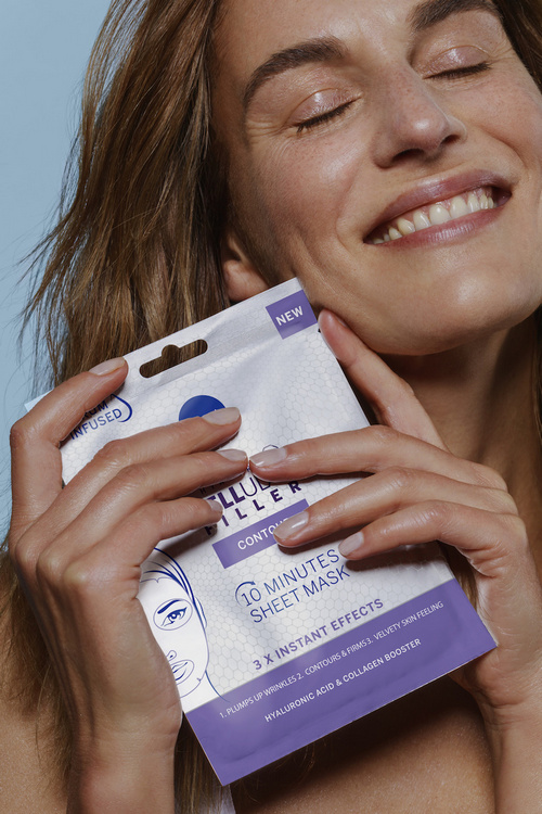 NIVEA Sheet maske Hyaluron Cellular Filler
