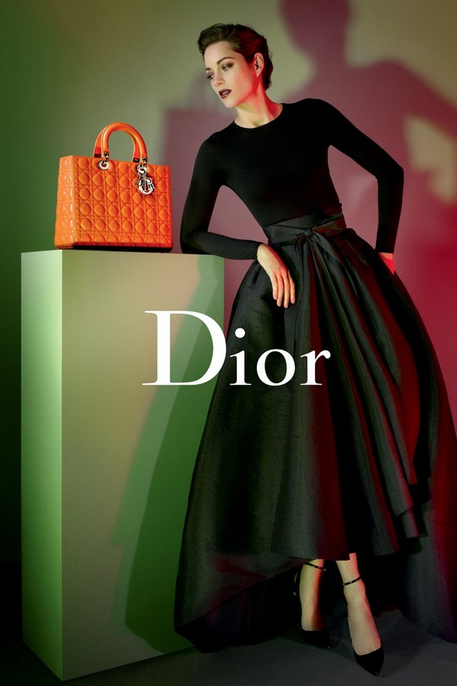 lady dior-marion1