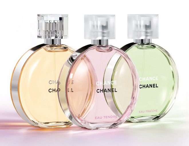 Chanel Fragrance 4 cr