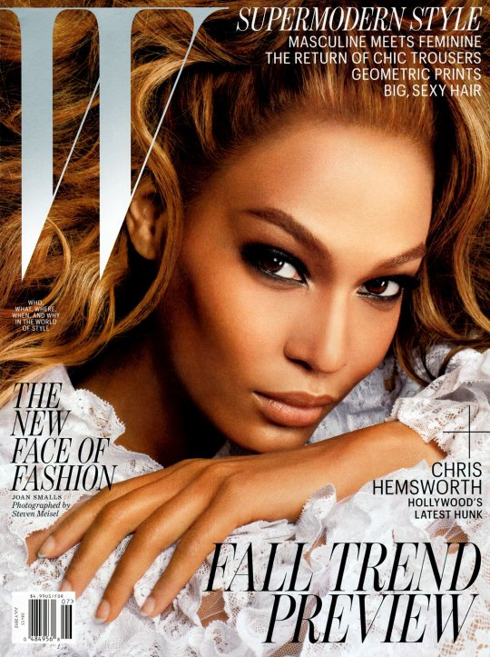 Joan-Smalls-W-magazine-cover