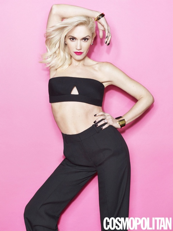 gwen stefani cosmopolitan march 2015 photos1
