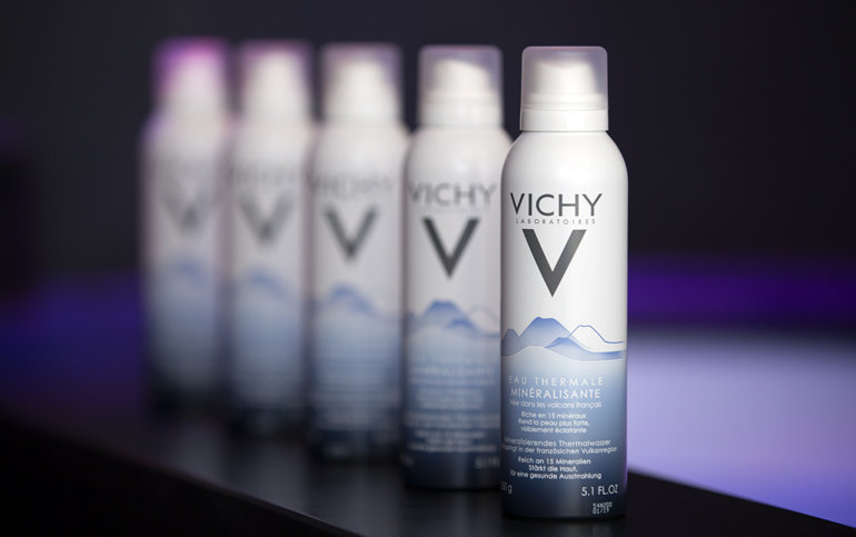 Vichy Mineralizing Water