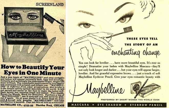 Maybelline 1923