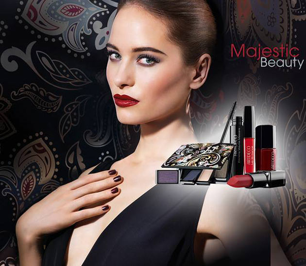 Artdeco Majestic Beauty fall 2014 makeup collection1
