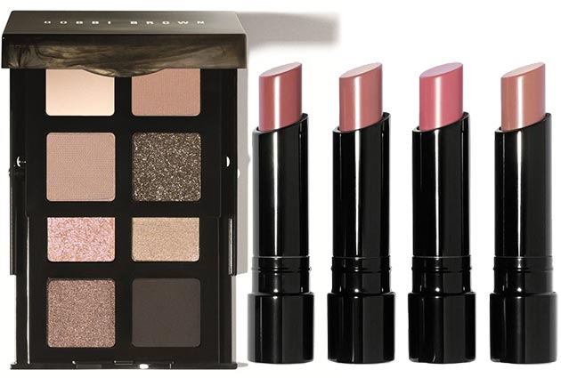 Bobbi Brown Smokey Nudes fall 2014 makeup collection3