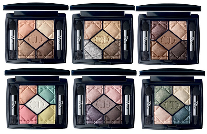 Dior-Makeup-Collection-for-Fall-2014-5-Couleurs-eyeshadows