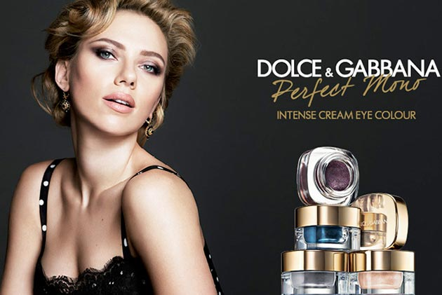 Dolce Gabbana Perfect Mono Intense Cream Eye Color fall 2014 1
