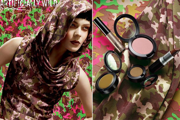 MAC Artificially Wild fall 2014 makeup collection1