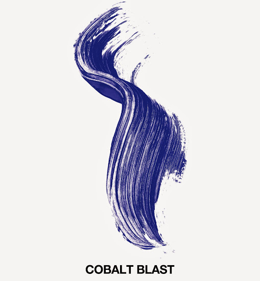 Color Elements maskara - Cobalt Blast