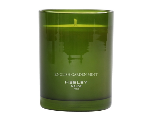 candle english garden mint cr