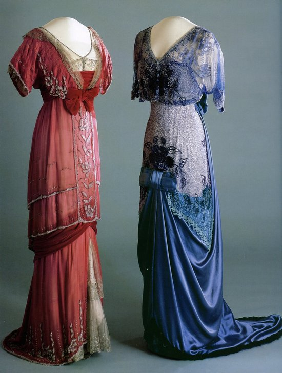 1910 - 1913 Queen Maud Gowns