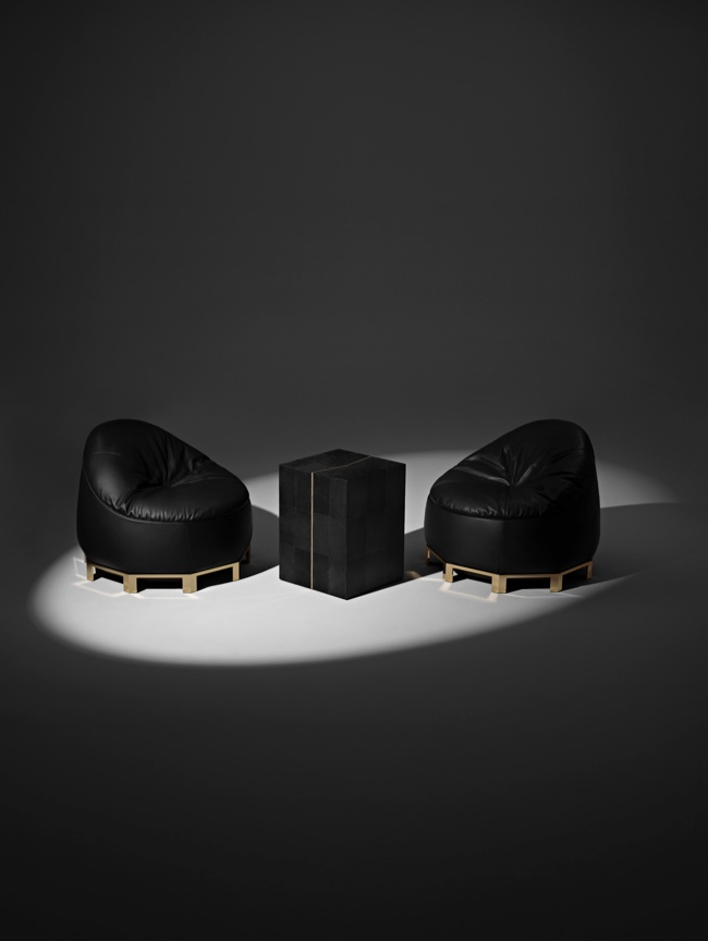alexander wang poltrona frau furniture collaboration04