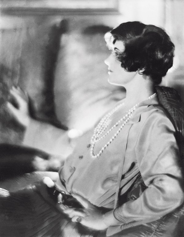 Portrait Gabrielle Chanel