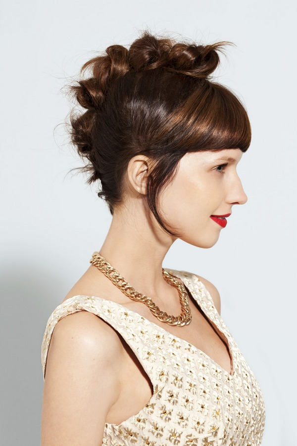 NIVEA Look Multibuns II