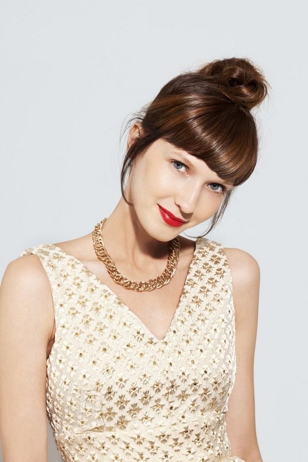 NIVEA Looks Multibuns