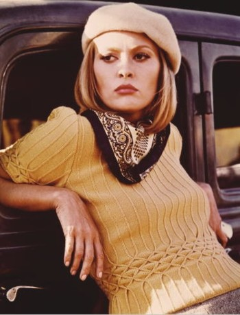 Best fashion films - Bonnie and ClydeA01967 - Faye Dunaway costume design