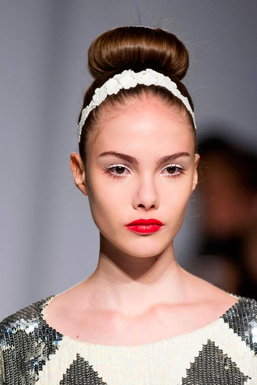 Buns To Wear This Holiday 1