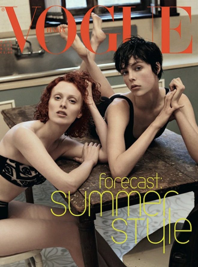 edie-campbell-karen-elson-for-vogue-italia-may-2013-cover-by-steven-meisel