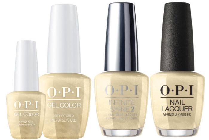OPI Holiday 2017 Collection 9
