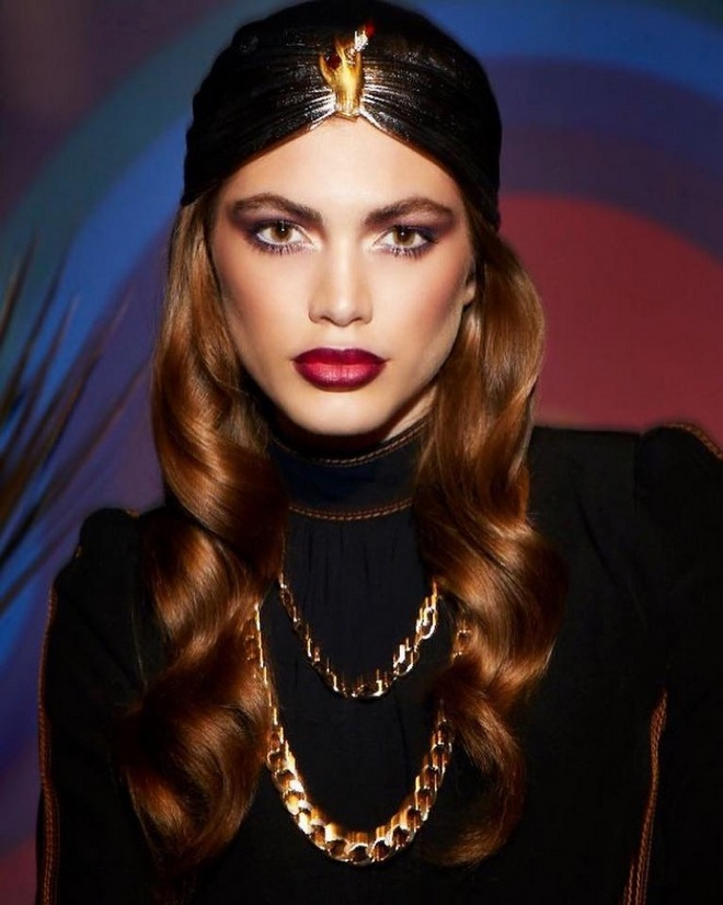 Valentina Sampaio Marc Jacobs Beauty14531