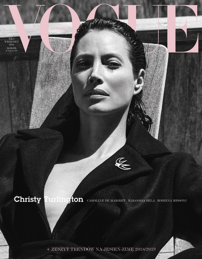 Christy Turlington Vogue Cover Photoshoot01