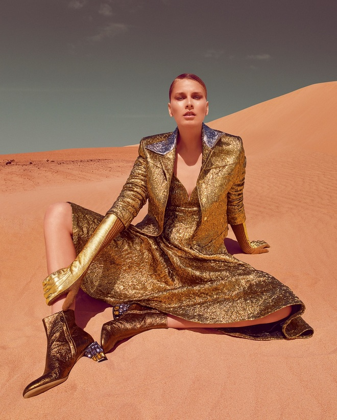 Hana Soukupova How To Spend It Magazine Luis Monteiro 1