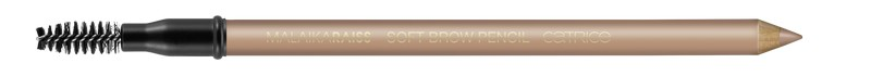 4059729026521 Catrice MALAIKARAISS Soft Brow Pencil C01 Image Front View Full Open