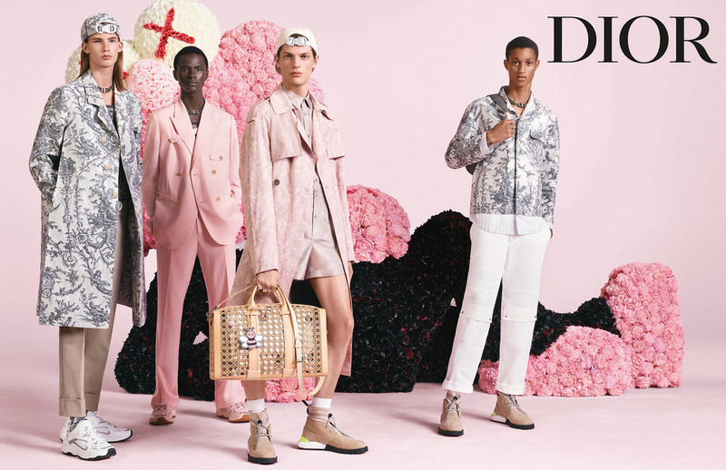dior mens spring 2019 ad campaign the impression 006