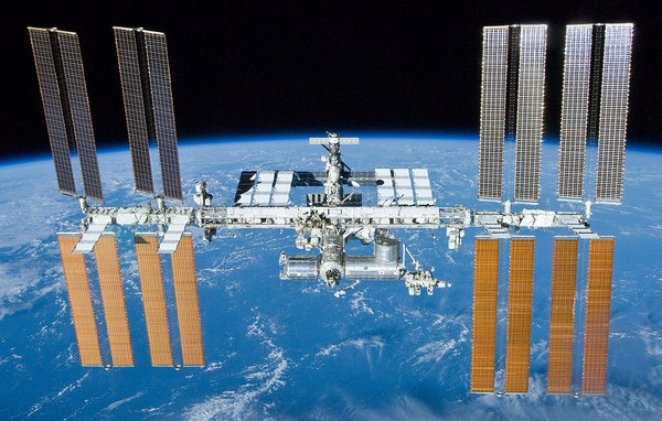 1200px International Space Station after undocking of STS 132
