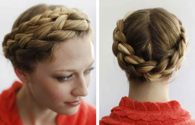 French-Braid-Crown