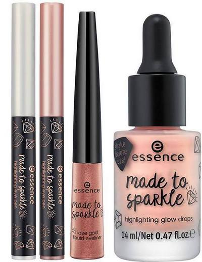 Essence Holiday 2017 Made to Sparkle Collection 1